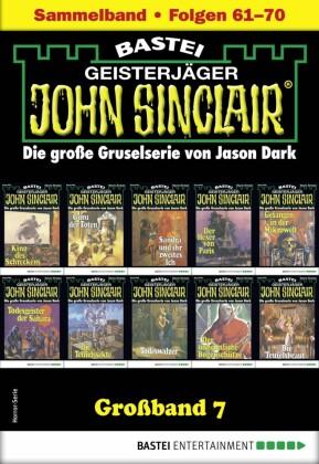 John Sinclair Großband 7 - Horror-Serie