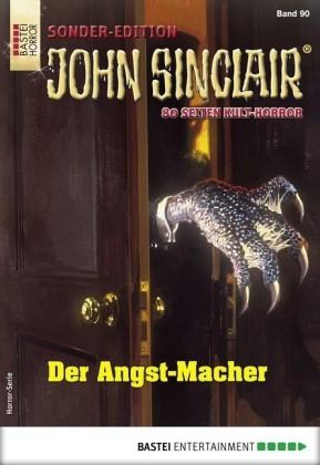 John Sinclair Sonder-Edition 90 - Horror-Serie