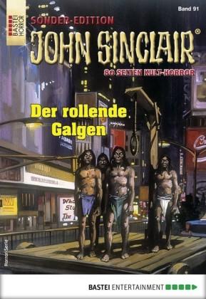 John Sinclair Sonder-Edition 91 - Horror-Serie