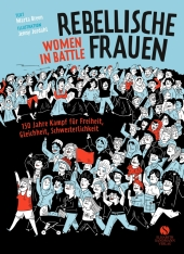 Rebellische Frauen - Women in Battle Cover