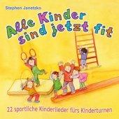 Alle Kinder sind jetzt fit, 1 Audio-CD