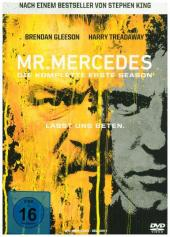 Mr. Mercedes, 3 DVD Cover