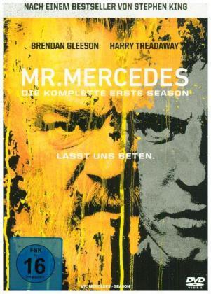 Mr. Mercedes, 3 DVD