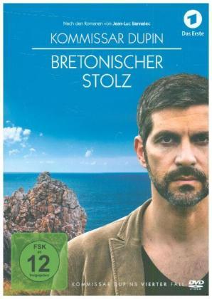 Kommissar Dupin: Bretonischer Stolz, 1 DVD