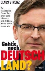 Geht's noch, Deutschland? Cover