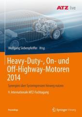 Heavy-Duty-, On- und Off-Highway-Motoren 2014