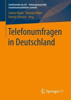 Telefonumfragen in Deutschland
