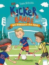 Die Kickerbande - Wir gewinnen den Pokal! Cover