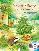 Die kleine Buche und ihre Freunde, m. Audio-CD Cover