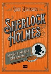 Sherlock Holmes - Crime Mysteries Cover
