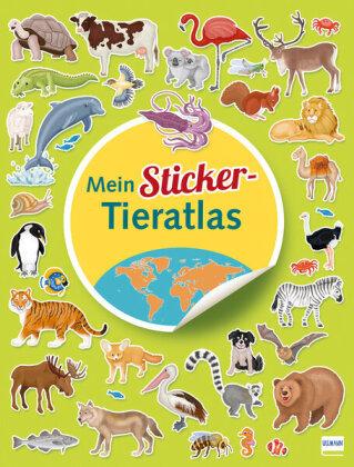 Mein Sticker Tieratlas