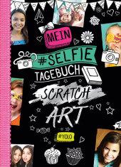Mein Selfie Tagebuch Scratch Art (# YOLO)