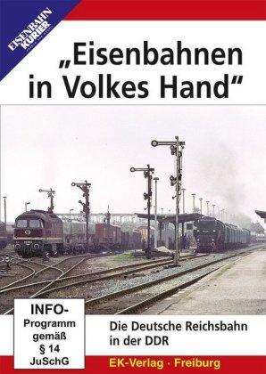 """""""Eisenbahnen in Volkes Hand"""", 1 DVD-Video"""