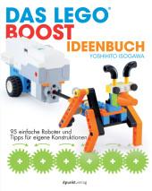 Das LEGO®-Boost-Ideenbuch Cover