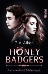 Honey Badgers - Flammendheiß & bärenstark