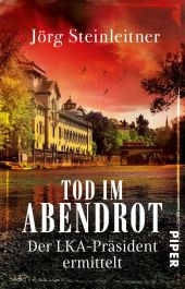 Tod im Abendrot Cover