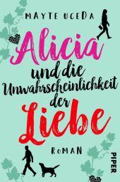 Alicia und die Unwahrscheinlichkeit der Liebe Cover