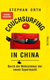 Couchsurfing in China Cover