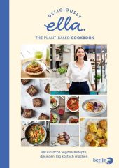Deliciously Ella. The Plant-Based Cookbook Cover
