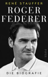 Roger Federer Cover