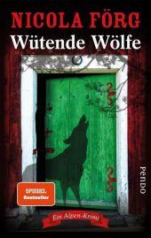 Wütende Wölfe Cover
