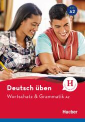 Wortschatz & Grammatik A2 Cover