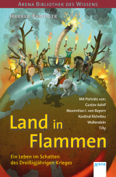 Land in Flammen Cover