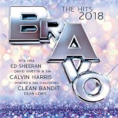 BRAVO The Hits 2018, 2 Audio-CDs Cover