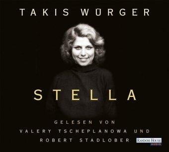 Stella, 4 Audio-CDs