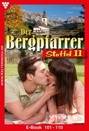 Der Bergpfarrer Staffel 11 - Heimatroman