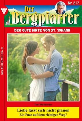 Der Bergpfarrer 217 - Heimatroman