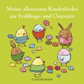 Meine allerersten Kinderlieder zur Frühlings- und Osterzeit Cover