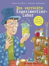 Das verrückte Experimentier-Labor Cover