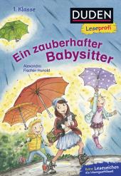 Ein zauberhafter Babysitter Cover