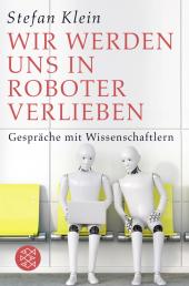 Wir werden uns in Roboter verlieben Cover