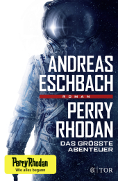 Perry Rhodan - Das größte Abenteuer Cover