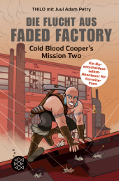 Die Flucht aus Faded Factory Cover