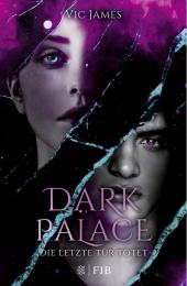Dark Palace - Die letzte Tür tötet Cover