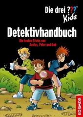 Die drei ??? Kids, Detektivhandbuch (drei Fragezeichen Kids)