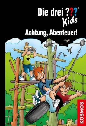 Die drei ??? Kids, 79, Achtung, Abenteuer! (drei Fragezeichen Kids)