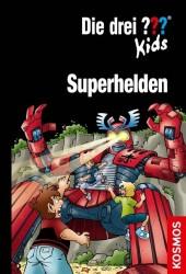 Die drei ??? Kids, Superhelden (drei Fragezeichen Kids)