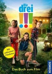 Die drei !!! - Das Buch zum Film Cover
