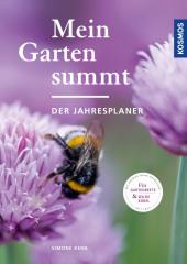 Mein Garten summt - der Jahresplaner Cover