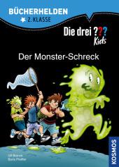 Die drei ??? Kids, Der Monster-Schreck Cover