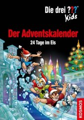 Die drei ??? Kids, Der Adventskalender Cover