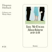 Maschinen wie ich, 6 Audio-CDs Cover