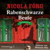 Rabenschwarze Beute, 5 Audio-CDs Cover