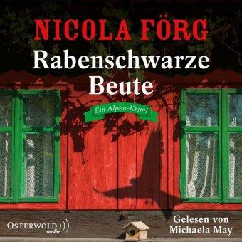 Rabenschwarze Beute, 5 Audio-CDs