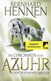 Die Chroniken von Azuhr - Der träumende Krieger Cover