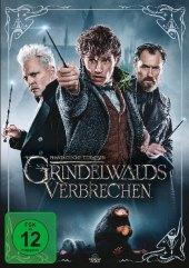 Phantastische Tierwesen: Grindelwalds Verbrechen, 1 DVD Cover